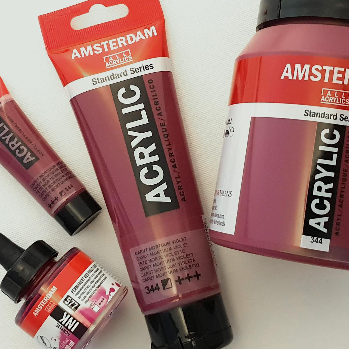 AMSTERDAM akrylmaling