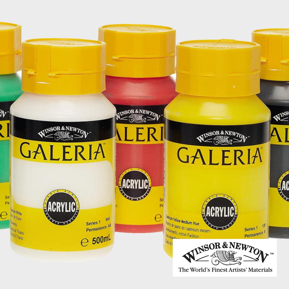 Galeria akrylmaling