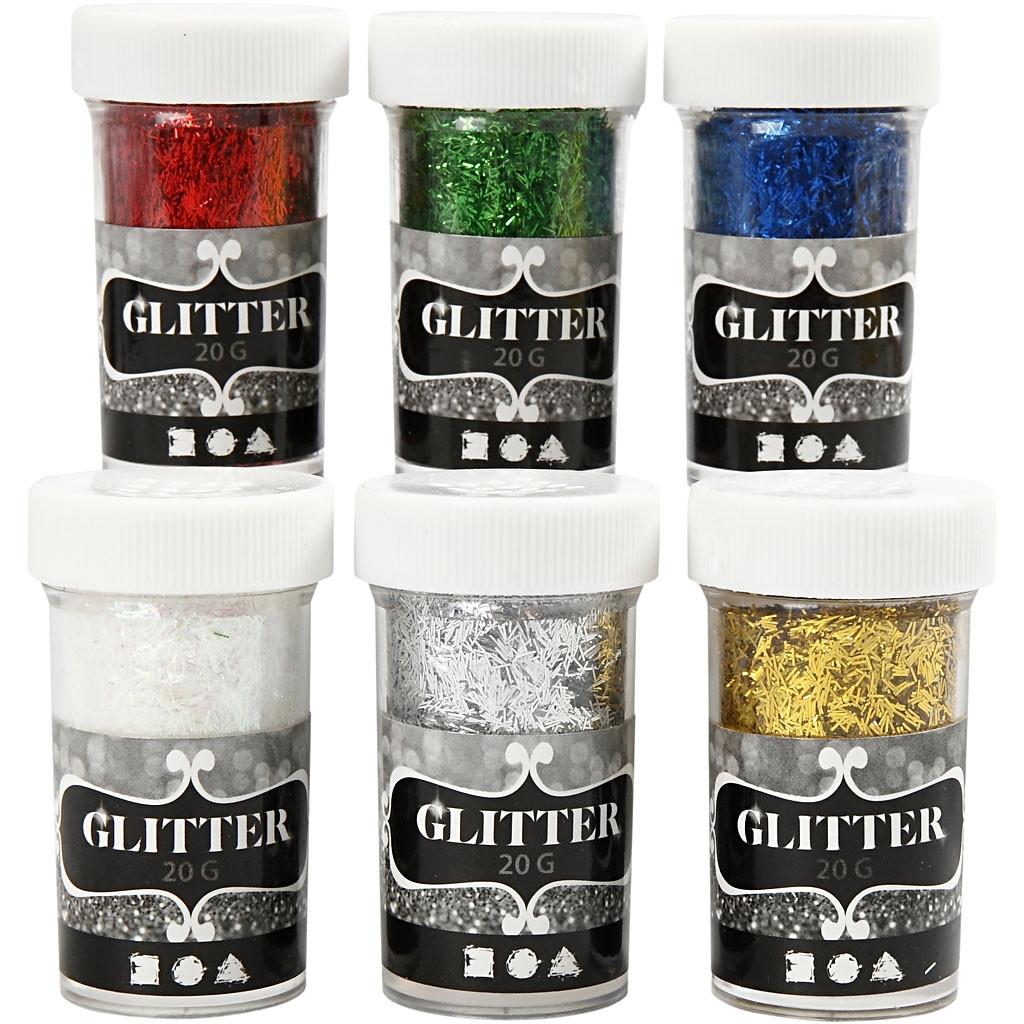 Glimmer og glitter