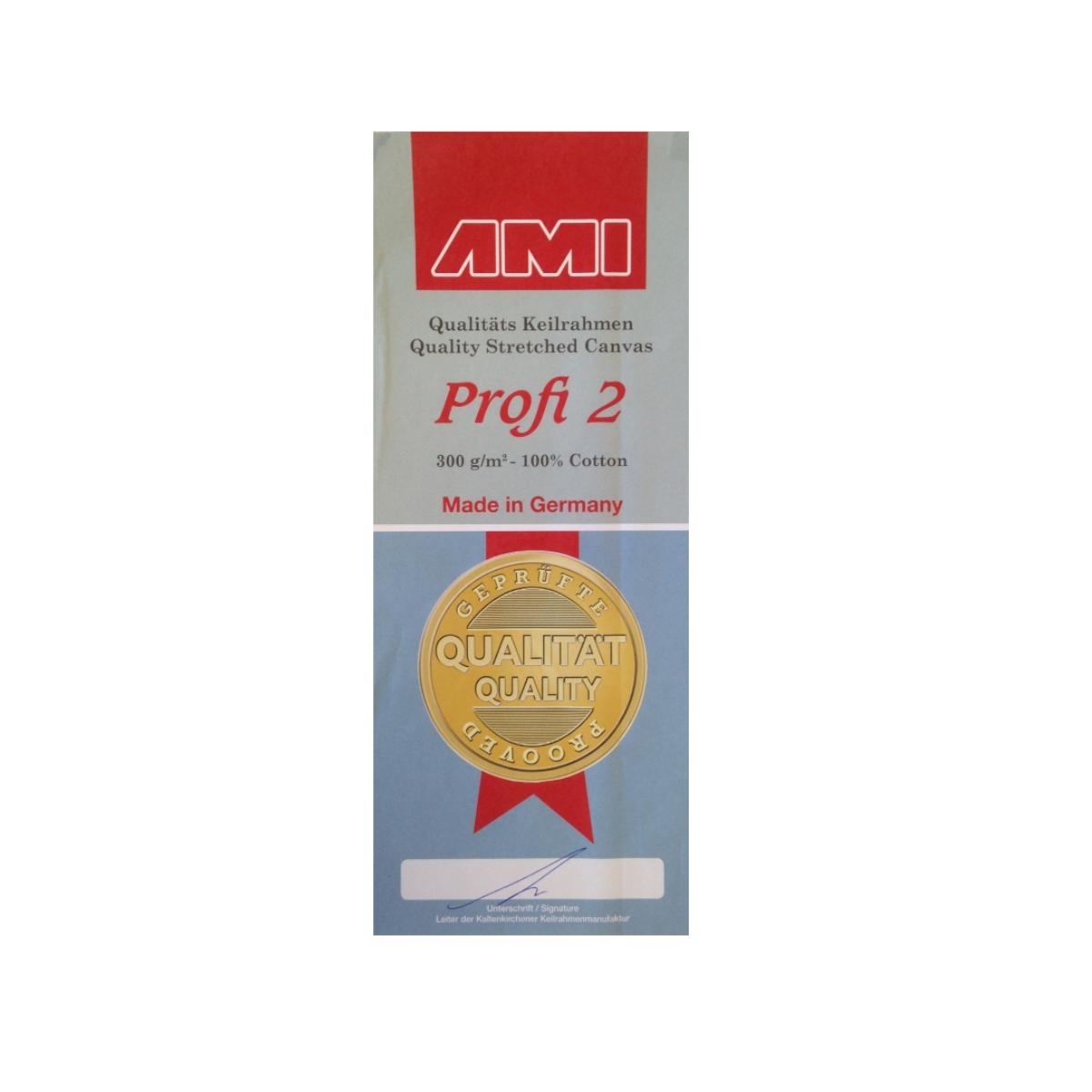 PROFI 2, lærred, 1,7 cm
