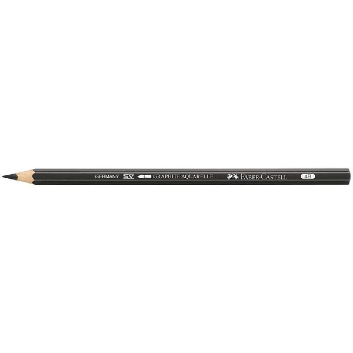 Faber Castell, akvarel blyant, 4B