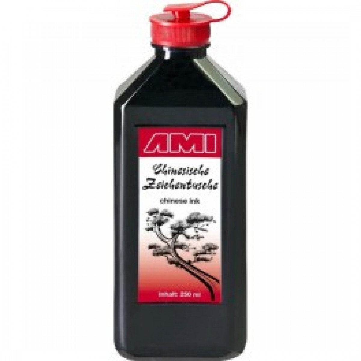 Kinesisk blæk, 250 ml.