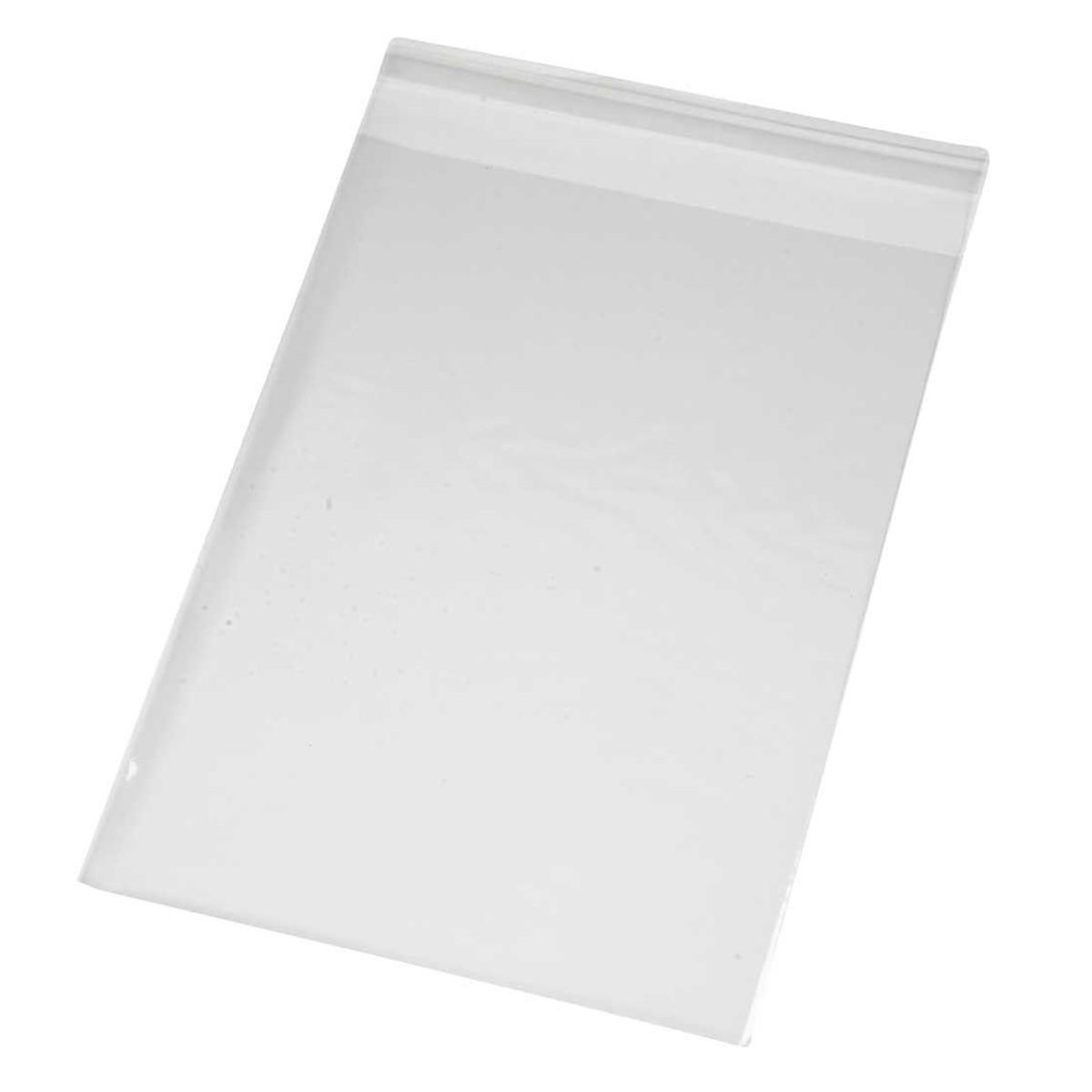 Artmoney poser med tape luk, 12,3 x 17,5 cm (excl. luk), 100 stk.