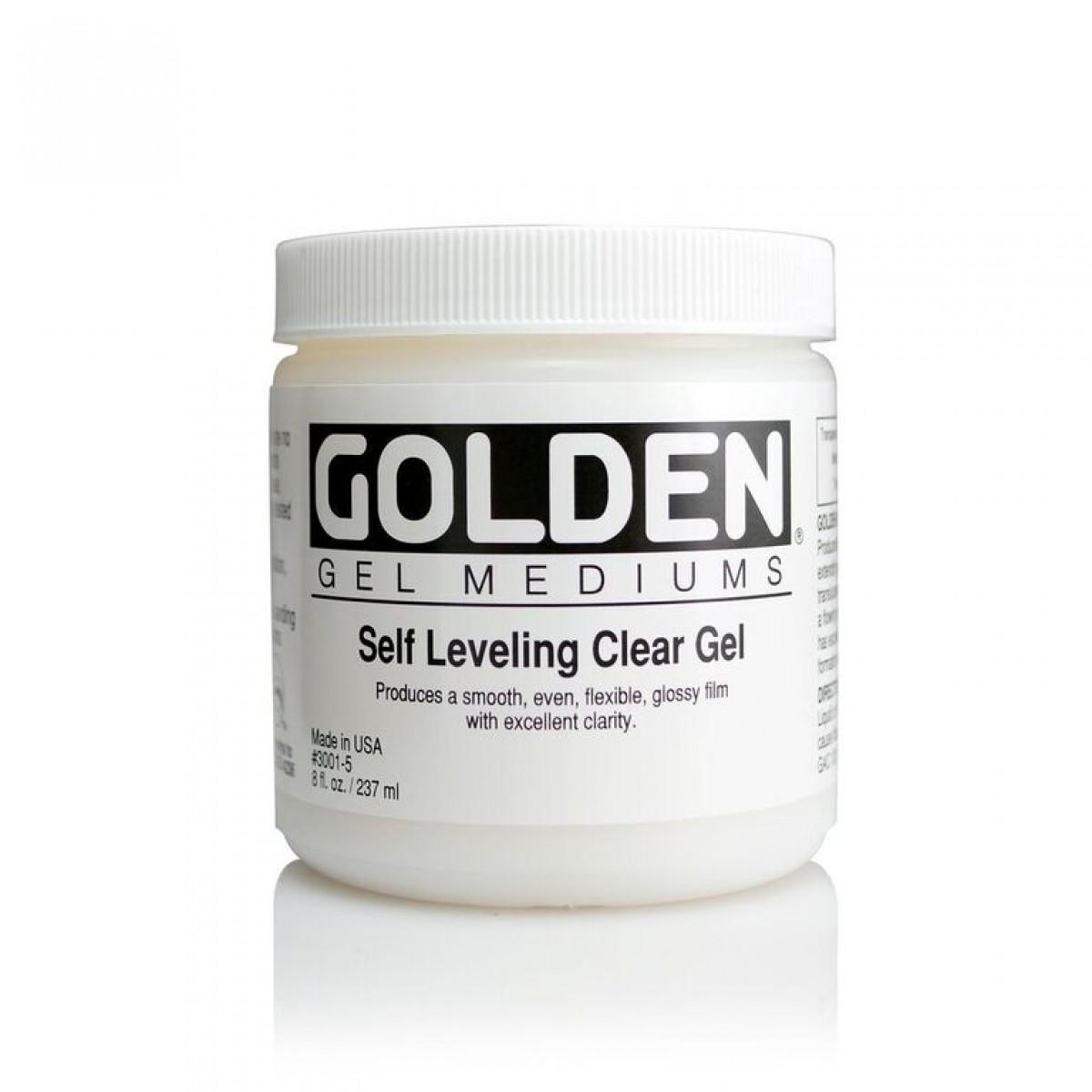 GOLDEN Clear Leveling Gel 237 ml.