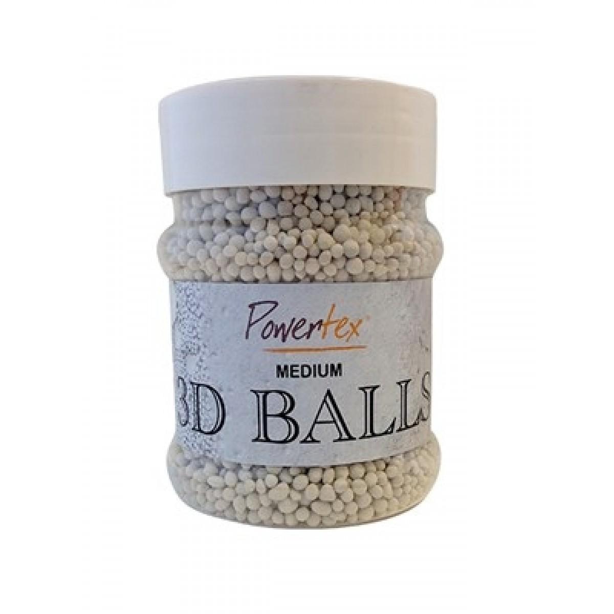 3D Balls-Medium