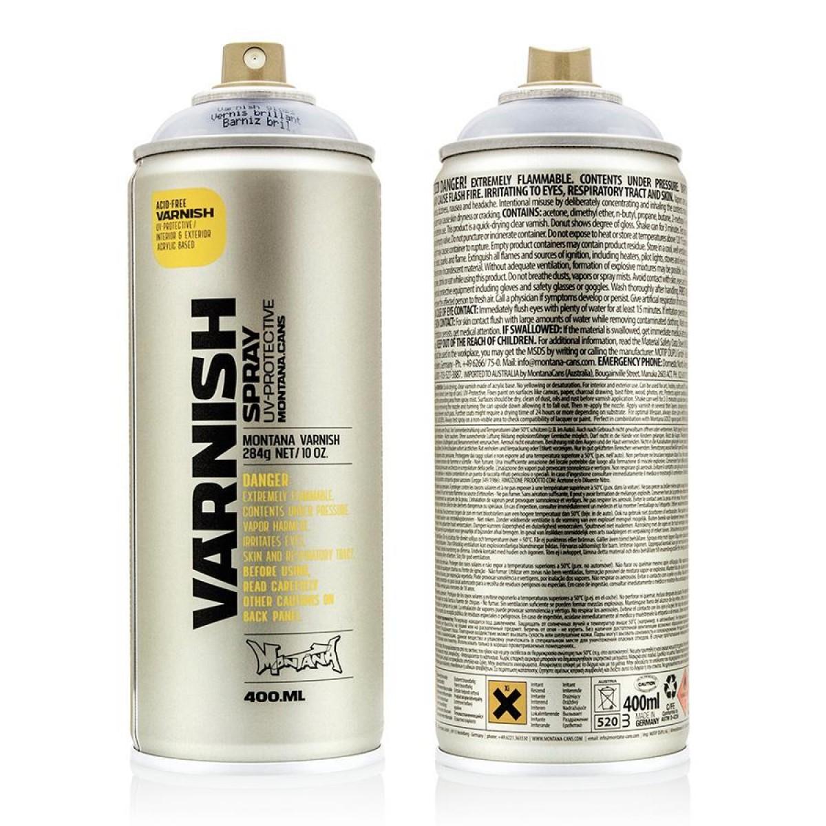 Montana Tech spraylak Varnish Gloss T1000