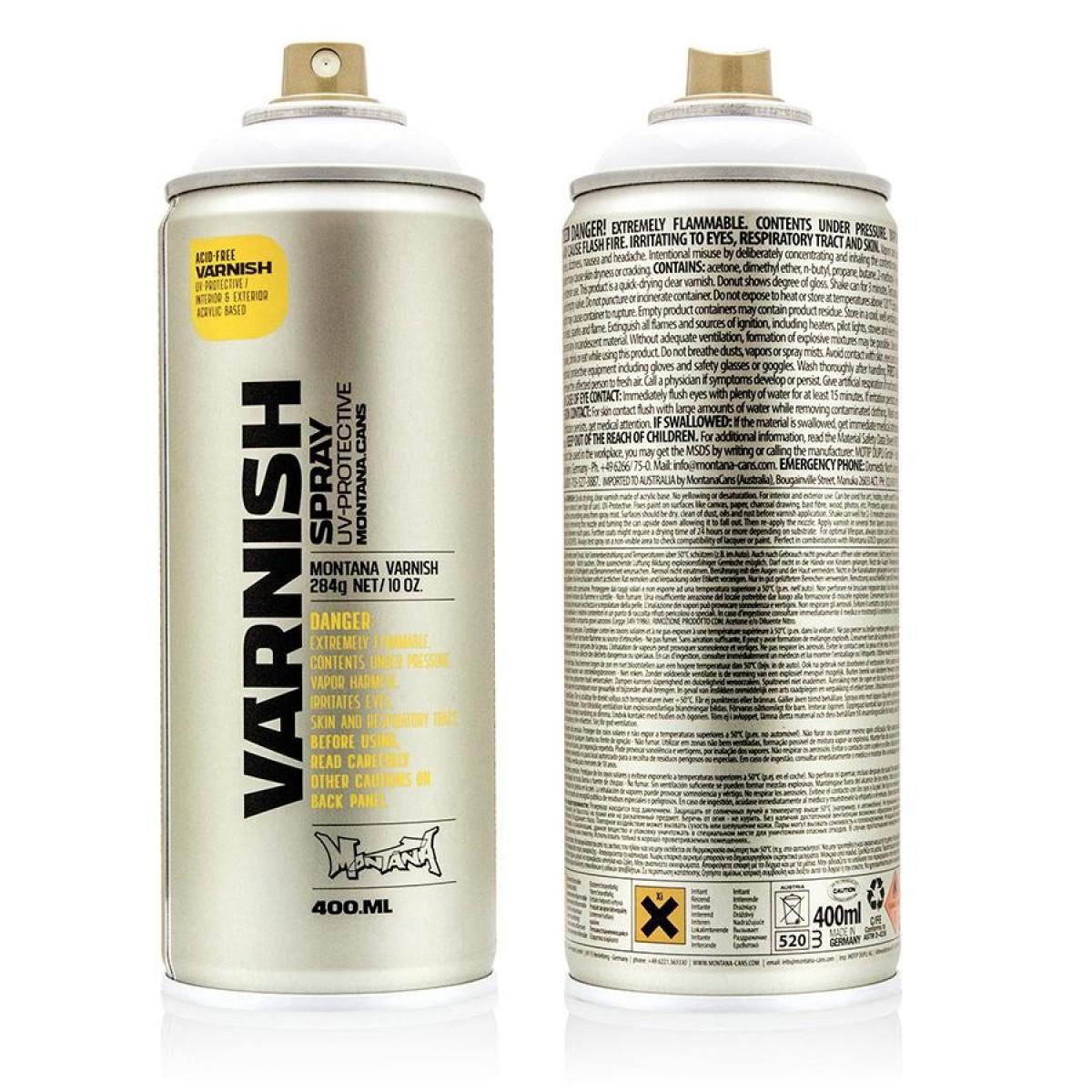 Montana Tech spraylak Varnish Semi T1005