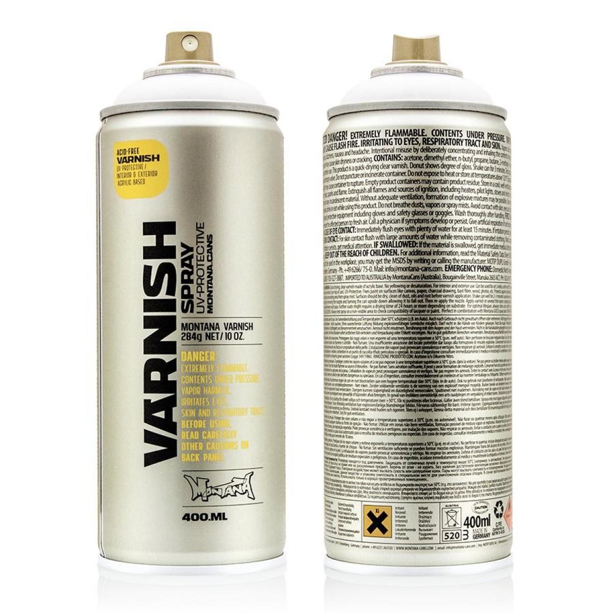 Montana Tech spraylak Varnish Matte T1010