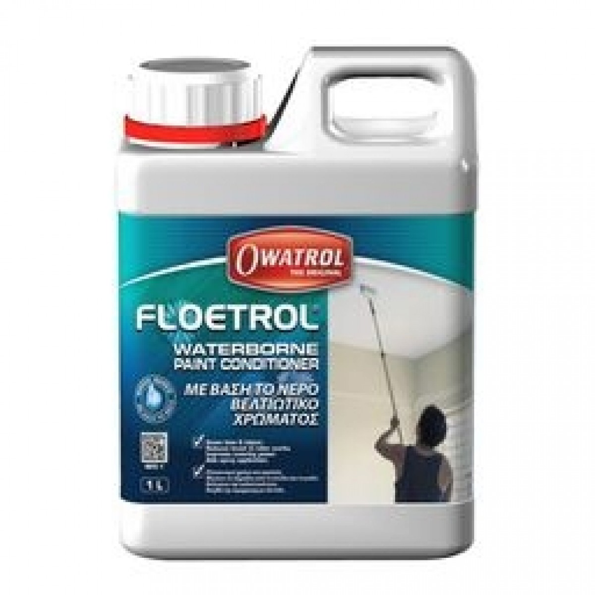 Floetrol , Medium, 1 liter