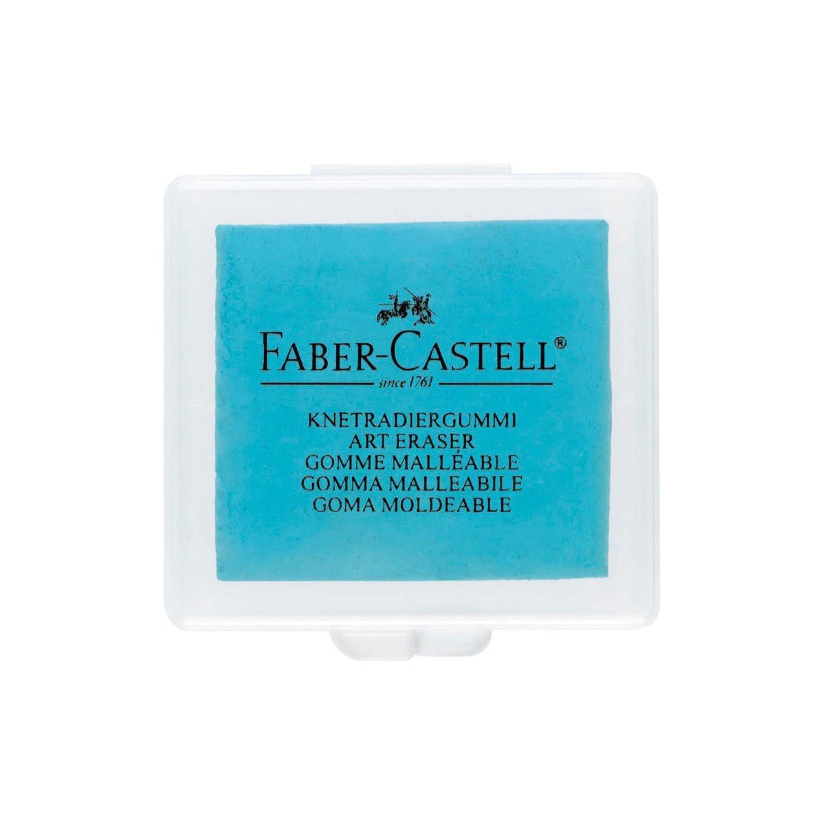 Faber Castell, Knetgummi, farvet