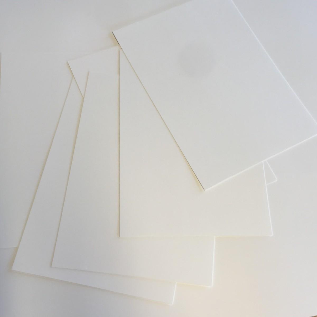 Academy, syntetisk papir, 3 løse ark, 200 g.