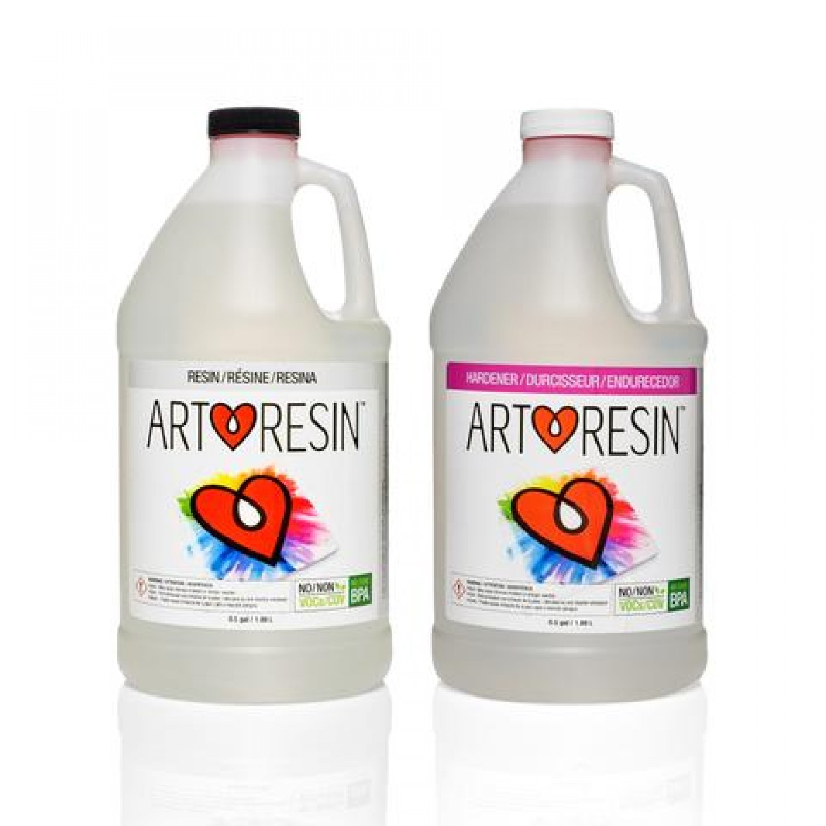 ArtResin - Studio Kit, 1 gal, 3,78 l.
