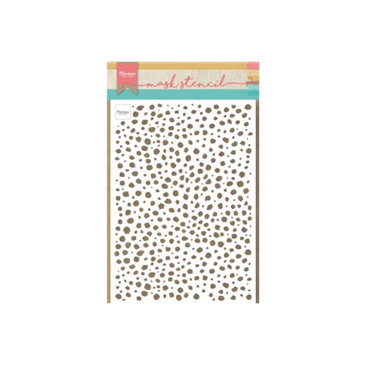 Stencil, 21 x 15, Cheeta