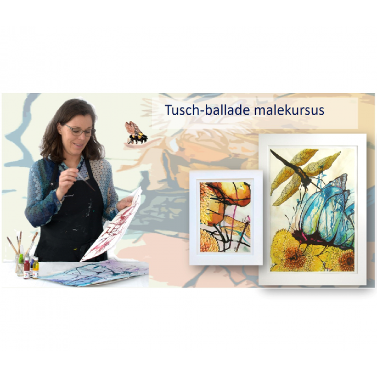 Christina Monrad, Tusch-ballade, 13. august