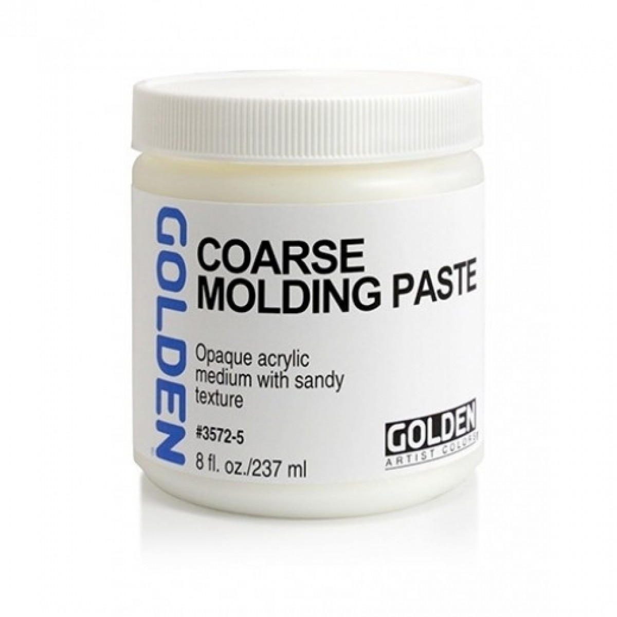GOLDEN Coarse Molding Paste, 237 ml