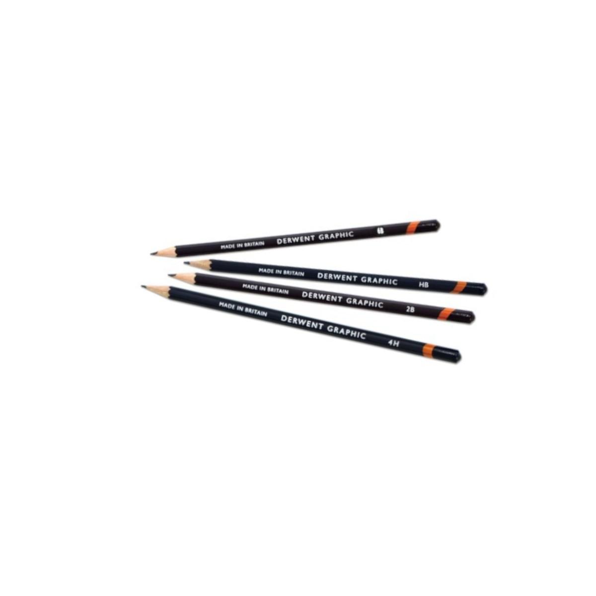 Derwent, grafit blyant, Graphic