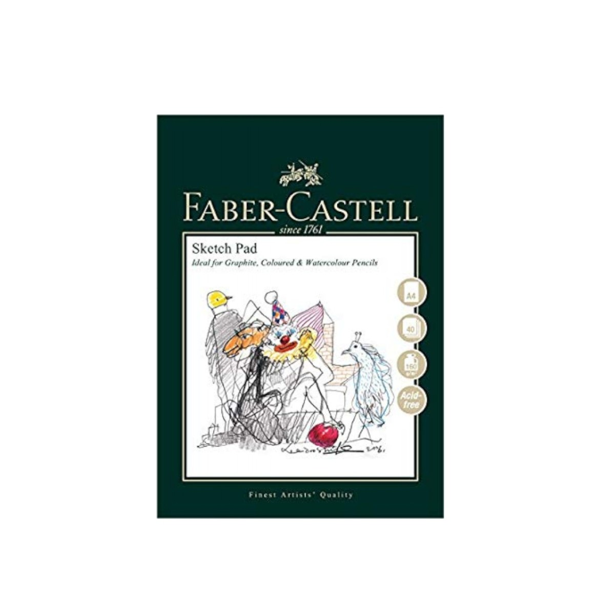 FaberCastellSketchPad160g40ark-01