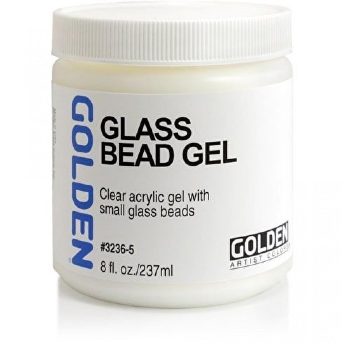 GOLDEN Glass Bead Gel 237ml.