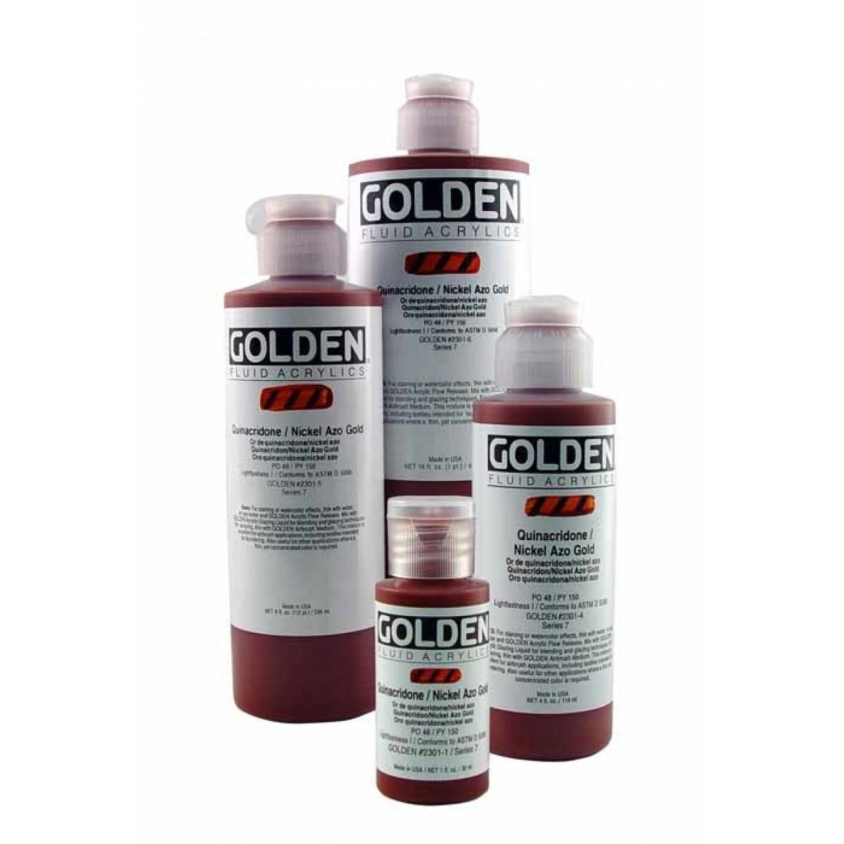 GOLDEN Fluid, 118 ml.