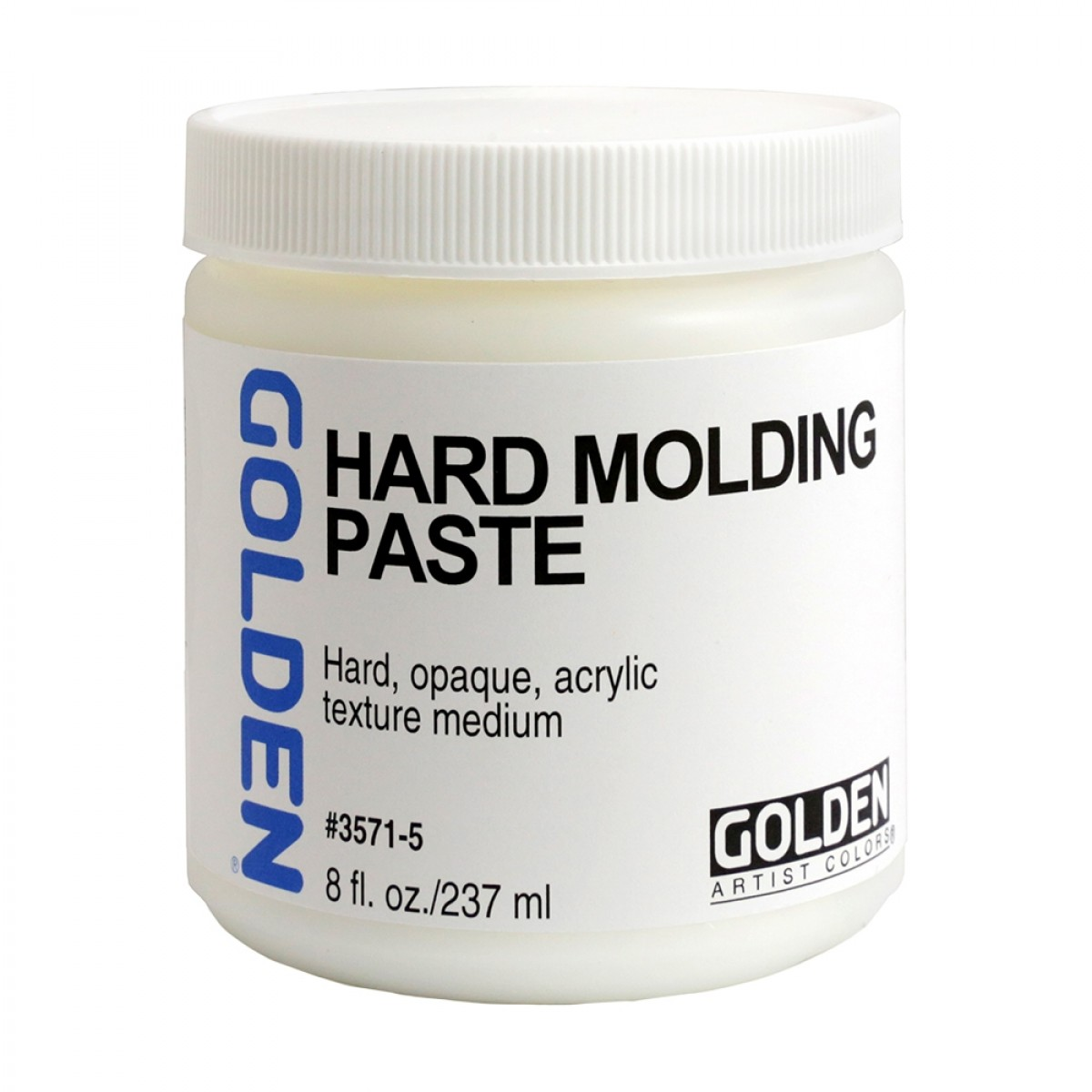 GOLDEN Hard Molding Paste, 237 ml