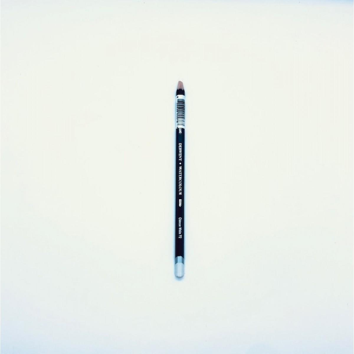 Derwent akvarel blyant, hvid