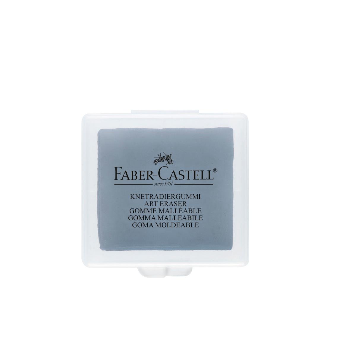 Faber Castell, Knetgummi, grå