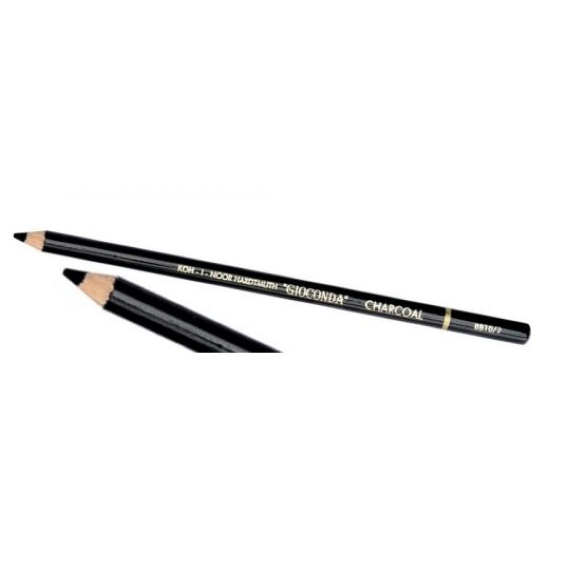 Sort kul blyant fra Koh-I-Noor