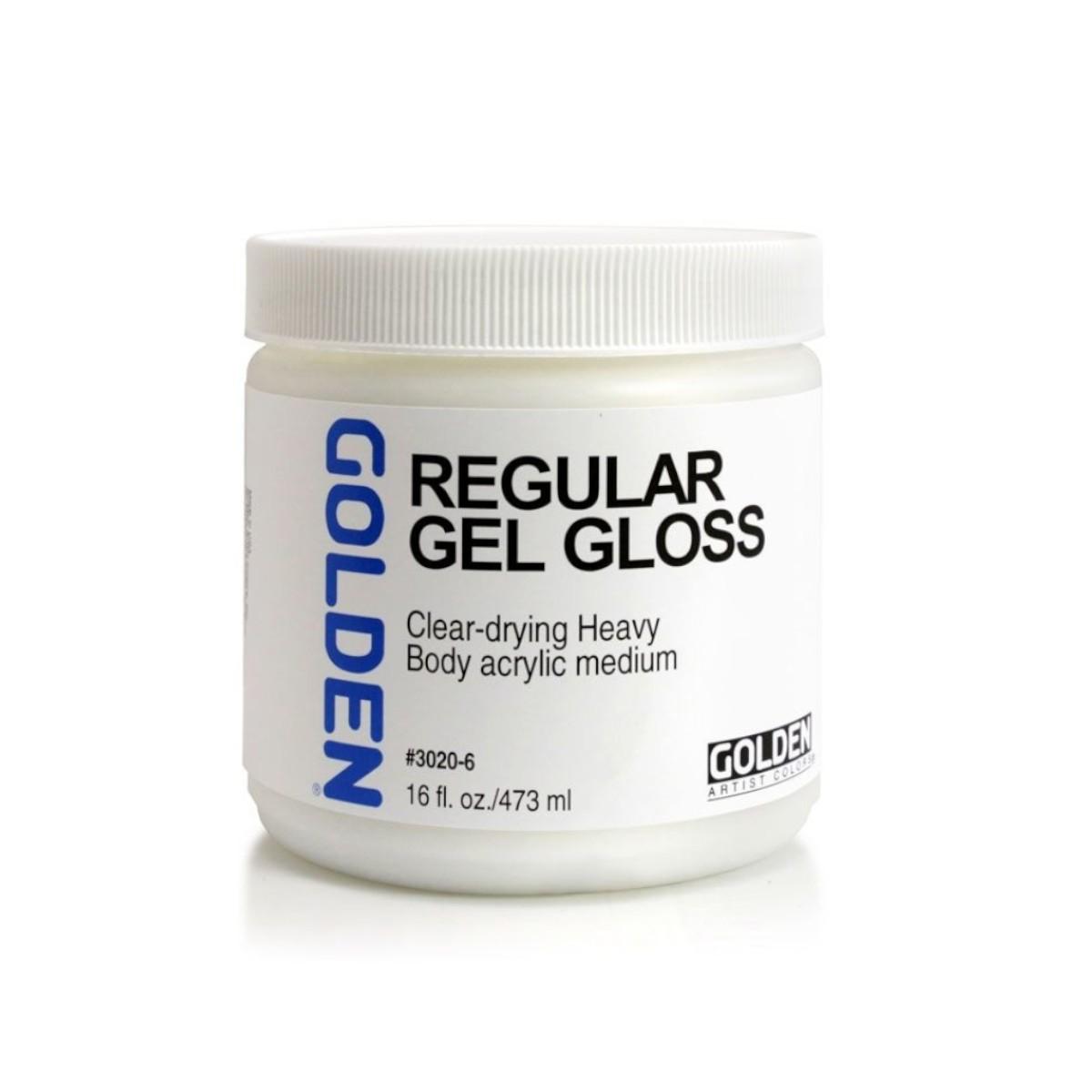GOLDEN Regular Gel, 237 ml