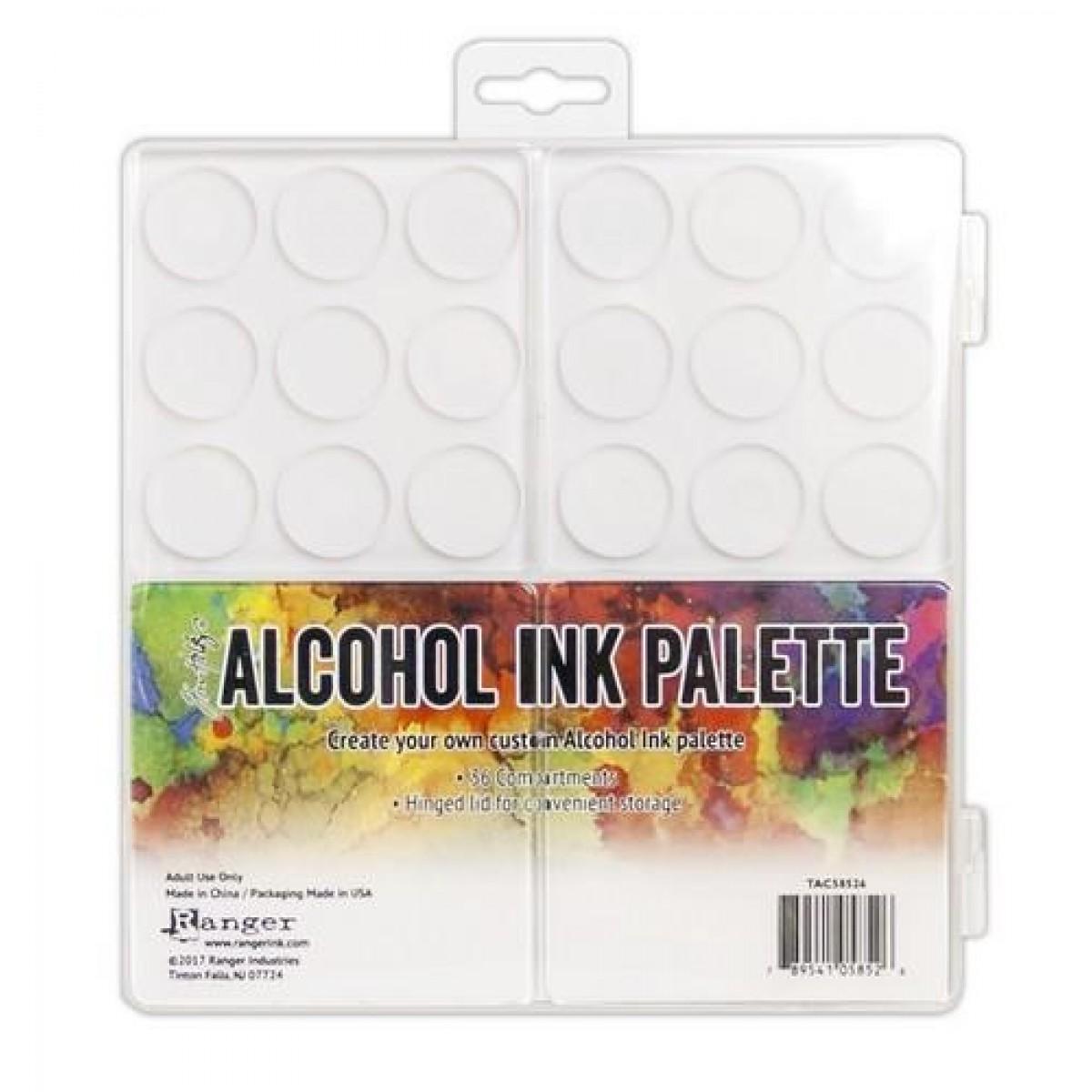 Palette til Alcohol Ink