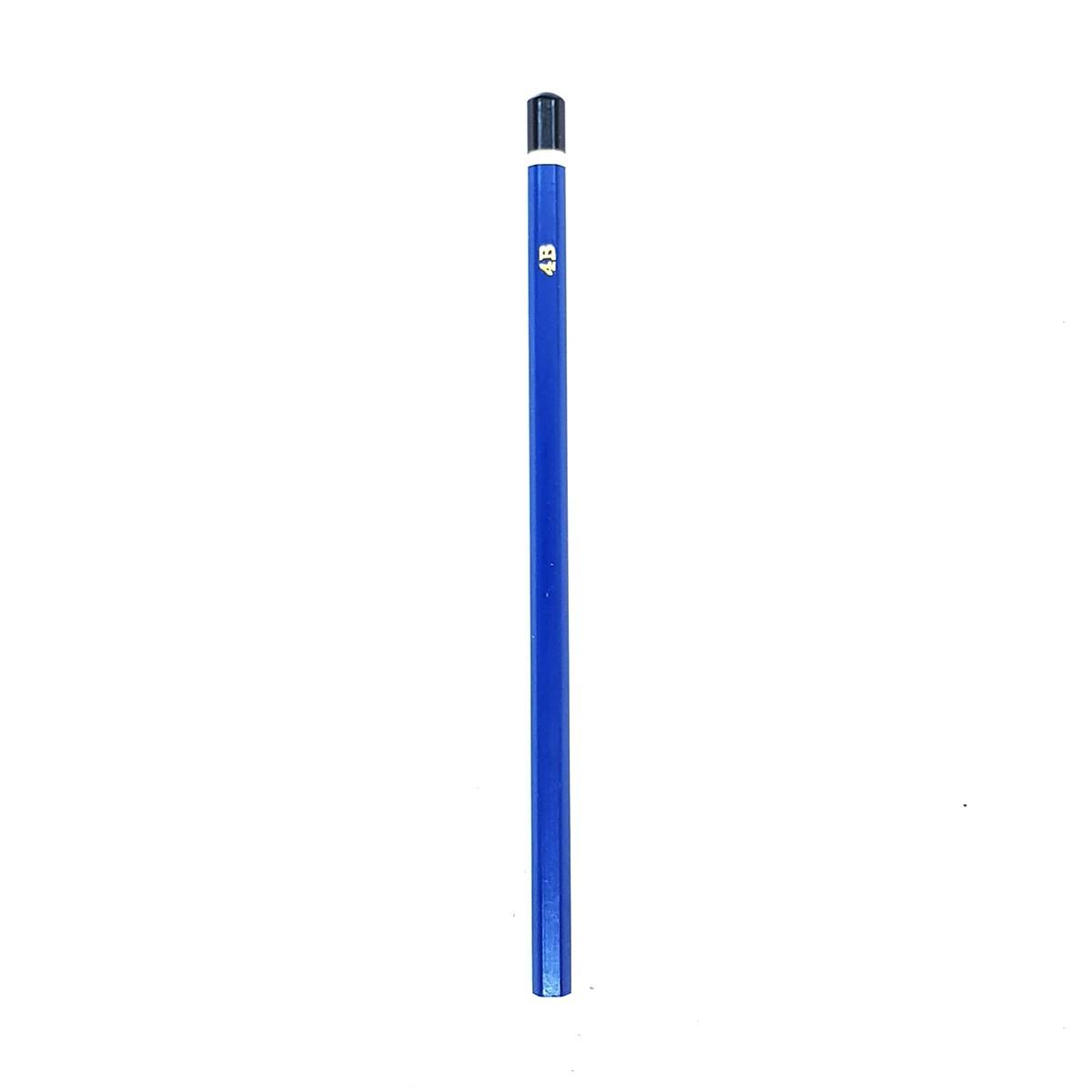 Tegneblyant 4B blå