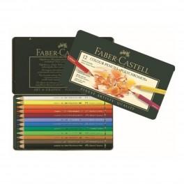 Faber Castell, Farveblyanter, Polychromos, sæt