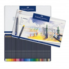 Faber Castell, Farveblyanter, Goldfaber, sæt