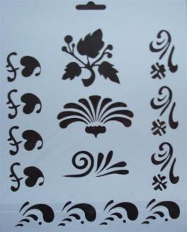Stencil 28004