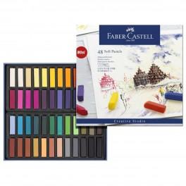 Faber Castell, Soft pastel, sæt