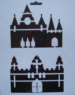 Stencil Slot