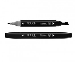 TOUCH Twin marker, Alcohol Ink, fv. 120 black (black-fineliner)