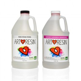 ArtResin - Studio Kit, 1 gal, 3,78 l.