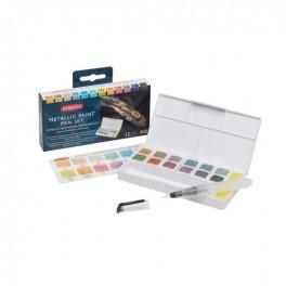 Derwent, Metallic paint, akvarelsæt