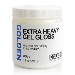 GOLDEN Extra Heavy Gel 237ml. (Gloss)