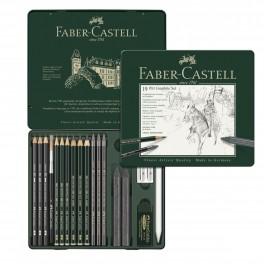 Faber Castell, Pitt Graphite sæt, tin