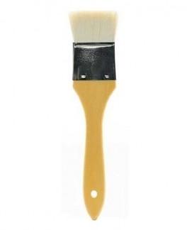 Blender pensel, gedehår, 25 mm.