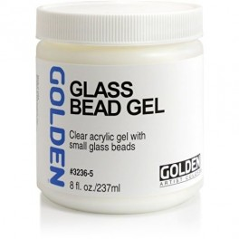 GOLDEN Glass Bead Gel 237ml.
