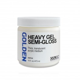 GOLDEN Heavy Gel, 237 ml