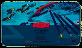 Derwent Inktense farveblyanter, 72 stk.