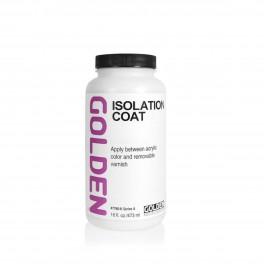 Golden Isolation Coat, 237 ml