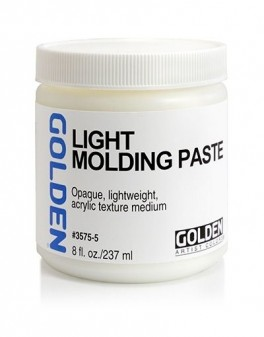 GOLDEN Light Molding Paste, 237 ml