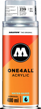 MOLOTOW, UV lak, blank, 400 ml.