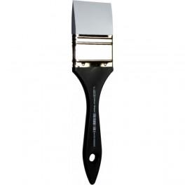 Silikone spartel/pensel 4'', 10 cm