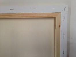 Artmoney, lærreder, 12x18cm, 6 stk