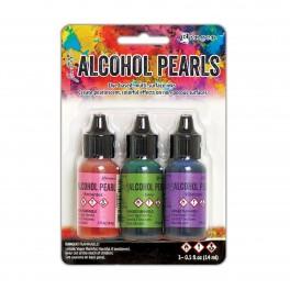 Ranger Alkohol ink Kit, 3 stk., Pearls Kit #3. FAST LAVPRIS